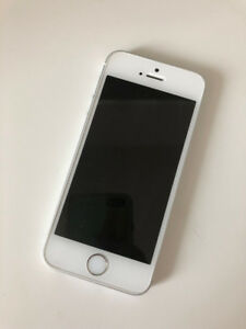 Iphone SE 16G, Silver, Unlocked