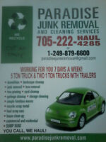 """CALL  FOR ANY """"MOVING""""or """"JUNK REMOVAL""""at 705-222-HAUL-(4285)"""