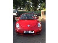 Vw beetle convertible 1.6 Luna '57