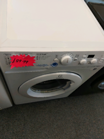 Indesit Washing Machine 7kg For Sale