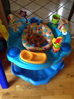 Evenflo exersaucer in great condition- 25.00 OBO