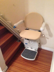 Sterling Simplicity Stairlift