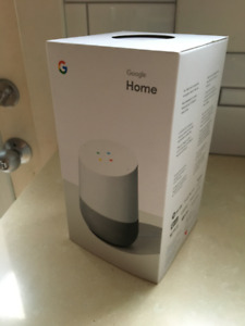 Brand New Google Home for Sale