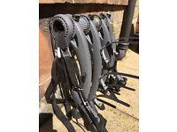 BIKE CARRIER - Saris Bones 3-Bike Rear Cycle Carrier