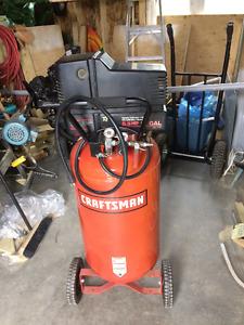 Air Compressor 25gal