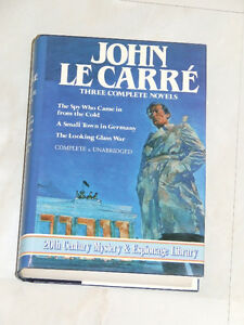 Acclaimed author John le Carre -- Three Complete Novels in one