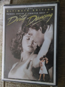 BRAND NEW ULTIMATE EDITION DIRTY DANCING 2 DISC