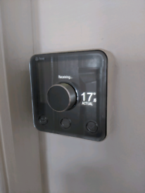 Hive heating thermostat