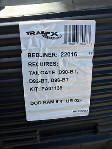 Bedliner drop in liner Ford GMC Chevy Dodge Ram Nissan Toyota  Cambridge Kitchener Area image 2