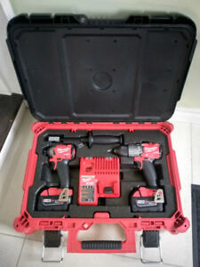 Milwaukee PACKOUT Case for Gen3 Impact&Drill (Case only no tool)