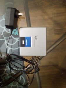 VOIP Telephone adapter SPA3000