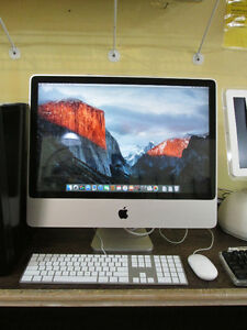 "Apple 24"" IMac (Mid 2007) For Sale At Nearly New Port Hope"