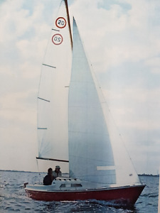 20' O'Day Sailboat and trailer for sale in Gimli