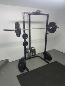 Crossfit / Powerlifting / Olympic weight lifting package