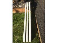PVC Low Profile Ducting & Connectors / Reducers Bundle