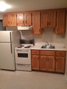 Bachelor unit available August 1st $660 (utilities included)