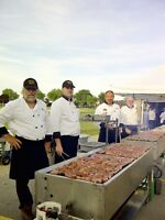 BBQ Catering for your Wedding Meal
