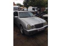 Mercedes e200 spares or repair £350