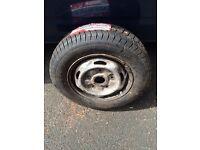 Brand New 195/70 R15c Roadstone tyre