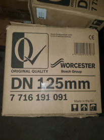 Worcester bosch flashing kit pitched roof 7716191091