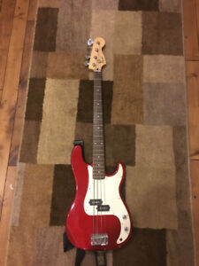 Squier P-Bass Affinity Series by Fender
