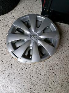 "Cap de roue toyota 15"""