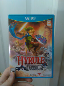 Hyrule Warriors WiiU (Great Condition!)