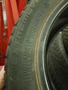 205 55 16 continental snow tires