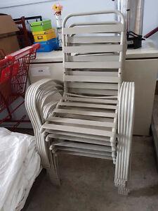 6 belle chaises