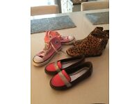 KIDS SHOES SELECTION ALL SIZE 10