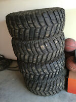 USED Mickey Thompson: Baja Claw Radial Tires & Aluminum Rims