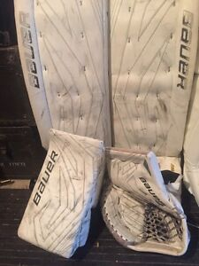 Bauer Goalie Pads Total One Pro-return 36+1""