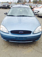 2006 ford Taurus  ***Safety&E-test*** 2695$