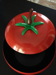 Tomato Shaped Cooking Pot