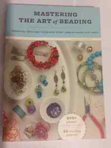 Mastering The Art Of Beading Tutorial Book
