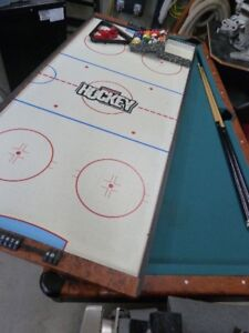 Air Hockey and Pool Table 2-in-1 - Just $70