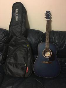 Art & Lutherie Cedar Acoustic Guitar with Gigbag