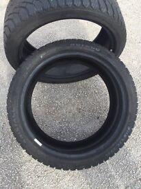 Tyre 225/40/18