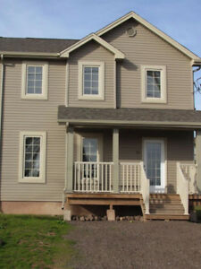 Moncton NORTH END - Beautiful large 3 brm Semi!!