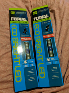 """Fluval 18-24"""" led light with remote"""