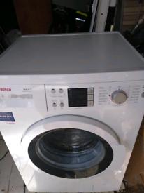 Bosch Varioperfect Exxcel 8 POWCM62 8kg capacity washing mashine