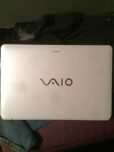 Sony Vaio Laptop w/ Windows 10