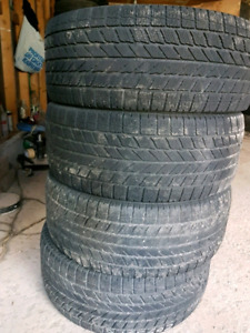 205/55/16   WINTER TIRES