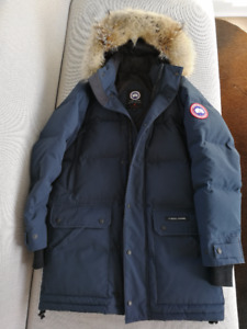 New CANADA GOOSE Emory parka - original tags and receipts!