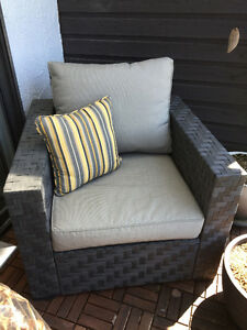 Weather Proof Patio Chairs
