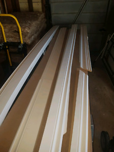 Wall and door trim - MDF - white