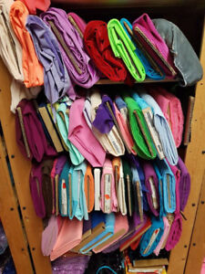 Dance Costume Fabric and Trims for sale -clearing out all stock