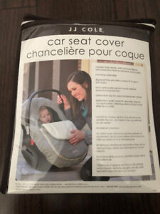 JJ Cole Car Seat Cover