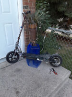 Wanted DC Electric Motor for Scooter