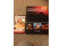 Egypt book and travel guide